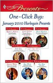 India Grey, Lynn Raye Harris, Natalie Anderson, Sabrina Philips, Sharon Kendrick  Graham Lynne - One-Click Buy: January 2010 Harlequin Presents