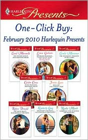 Carol Marinelli, Carole Mortimer, Jennie Lucas, Lynne Graham, Robyn Donald  Caitlin Crews - One-Click Buy: February 2010 Harlequin Presents