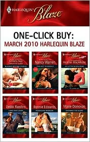 Debbi Rawlins, Heather MacAllister, Kimberly Raye, Nancy Warren, Samantha Hunter  Bonnie Edwards - One-Click Buy: March 2010 Harlequin Blaze