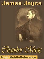 James Joyce - Chamber Music  (Mobi Classics)