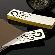 Product Image. Title: Question Mark Bookmark
