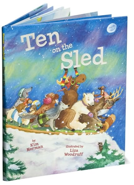 Ten on the Sled Giveaway