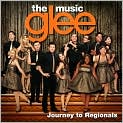 CD Cover Image. Title: Glee: The Music - Journey To Regionals, Artist: Glee