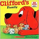 Clifford's Family by Norman Bridwell: Book Cover