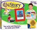 Product Image. Title: Illustory: Write and Illustrate Your Own Book!