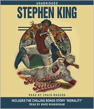 Blockade Billy by Stephen King: CD Audiobook Cover