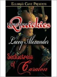 Lacey Alexander - Seductress of Caralon (Brides of Caralon)