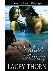 Lacey Thorn - Washed Away (Island Guardians, Book Three)
