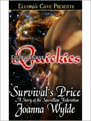 Joanna Wylde - Survival's Price (Saurellian Federation)