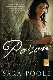 Poison by Sara Poole: Book Cover