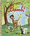 Book Cover Image. Title: Bambi, Author: by RH Disney