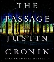 The Passage by Justin Cronin: CD Audiobook Cover