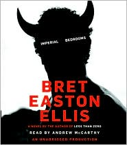 Imperial Bedrooms by Bret Easton Ellis: CD Audiobook Cover