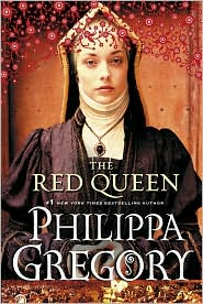 The Red Queen by Philippa Gregory: Book Cover