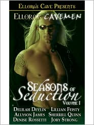 Delilah Devlin; Lillian Feisty; Allyson James; Sherrill Quinn; Denise Rossetti; Jory Strong - Seasons of Seduction I