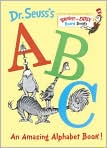 Book Cover Image. Title: Dr. Seuss's ABC:  An Amazing Alphabet Book, Author: by Dr. Seuss