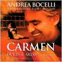 CD Cover Image. Title: Carmen: Duets and Arias [B&N Exclusive Version], Artist: Andrea Bocelli