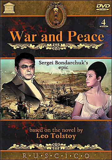 7092115 Sergei Bondarchuk   Voyna i mir AKA War and Peace [Part 1 4 With Extras] (1968)