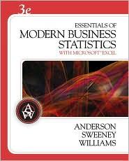 Essentials of Modern Business Statistic...