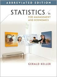 Statistics for Management and Economics...