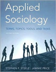 Applied Sociology: Terms, Topics, Tools...