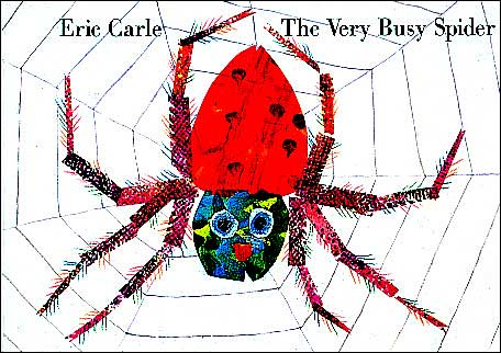 Index on The Very Busy Spider Craft Kids Activities Kindergarten Worksheets