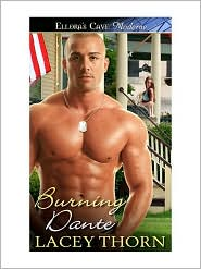 Lacey Thorn - Burning Dante (Marquetti Amore, Book Three)