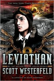 leviathan westerfeld books for 13 yr old