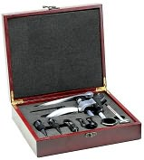 Product Image. Title: Connoisseur Wine Opener Set