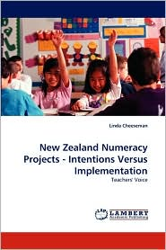 New Zealand Numeracy Projects - Intenti...