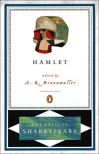 Hamlet (Pelican Shakespeare Series) book cover