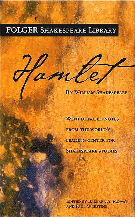 Hamlet (Folger Shakespeare Library Series) book cover