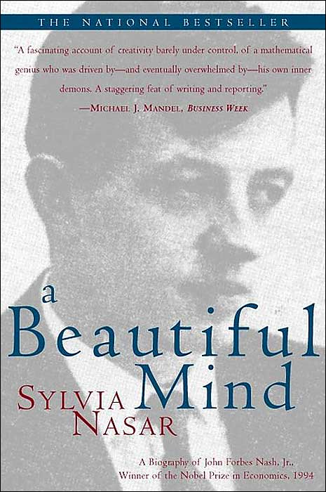 A Beautiful Mind Book Cover : Ging the books a beautiful mind by sylvia nash part