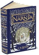 Book Cover Image. Title: The Chronicles of Narnia (Barnes & Noble Leatherbound Classics), Author: C. S. Lewis