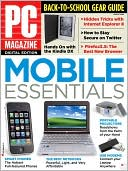 Magazine Cover Image. Title: PC Magazine Digital Edition - August 2009