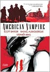 Book Cover Image. Title: American Vampire, Volume 1, Author: by Scott Snyder