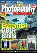 Magazine Cover Image. Title: Digital Photography Techniques