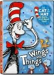 Video/DVD. Title: Cat in the Hat Knows a Lot about That!: Wings and Things