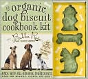 Organic Dog Biscuit Cookbook Kit