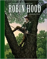 Scott McKowen (Illustrator) Howard Pyle - The Merry Adventures of Robin Hood (Sterling Unabridged Classics Series)
