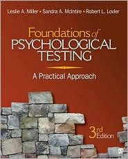 Foundations of Psychological Testing: A...