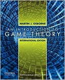 Introduction to Game Theory book image