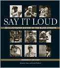 Book Cover Image. Title: Say It Loud:  An Illustrated History of the Black Athlete, Author: by Jessie Paolucci