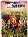 Video/DVD. Title: Brothers and Sisters - The Complete Fourth Season