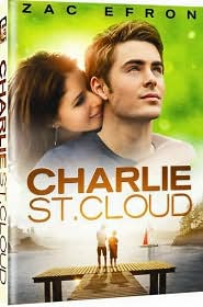 Charlie St. Cloud starring Zac Efron: DVD Cover
