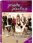 Video/DVD. Title: Private Practice: the Complete Third Season