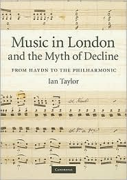 Music in London and the Myth of Decline...