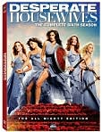 Video/DVD. Title: Desperate Housewives: The Complete Sixth Season