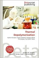 Thermal Depolymerization History | RM.