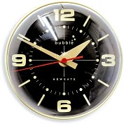 Product Image. Title: Cream Bubble Wall Clock
